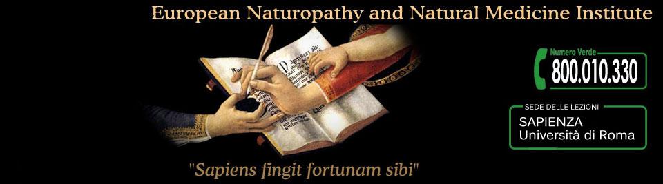 Open Day Corso di Naturopatia EU.NA.M. Institute – Sabato 11 Gennaio 2014
