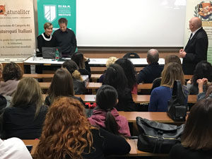 Scuola di naturopatia roma Eunam - presentazione tesi